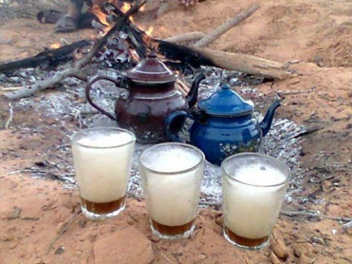 La esencia del té